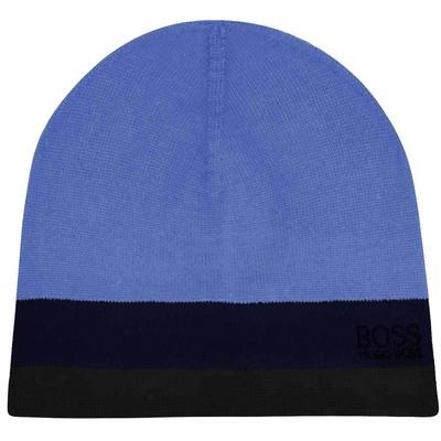 Hugo Boss Golf Beanie Ciny Hat Light Blue Nightwatch FA16
