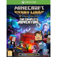 Image of Minecraft Story Mode The Complete Adventure