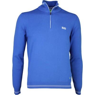 Hugo Boss Golf Jumper Zime Monaco Blue PS17
