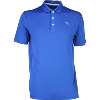 Puma Golf Shirt Essential Pounce True Blue SS17
