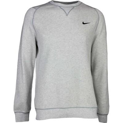 Nike Golf Jumper RANGE Crew Sweater Birch Heather SS17