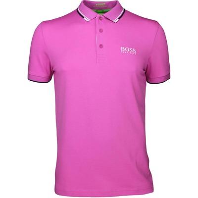 Hugo Boss Golf Shirt Paddy Pro Super Pink SP17