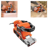 Image of Black & Decker 720W 75mm x 533mm Belt Sander