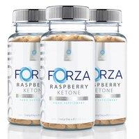 FORZA Raspberry Ketone - Three Month Supply (BBE 05/2020)
