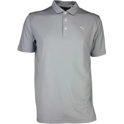 Puma Golf Shirt Essential Pounce Quarry AW17