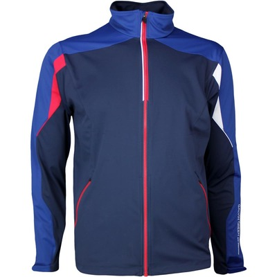 Galvin Green Golf Jacket BRODY Windstopper Navy AW17