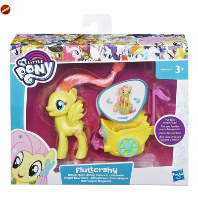 My Little Pony - Royal Spin-along Chariot - Fluttershy