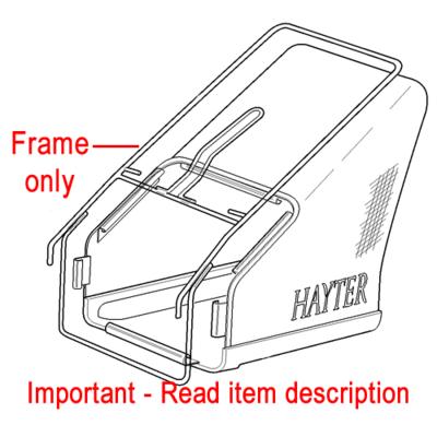 Hayter Hayter Motif Grassbag Frame 432010W