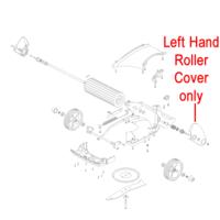 Hayter Spirit 41 Roller Cover L/H 111-0057