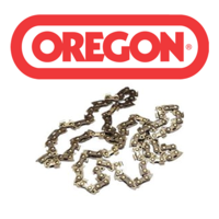 "Image of Oregon 18"" 60 Drive Link Replacement Chainsaw Chain (Chain Type 91)"