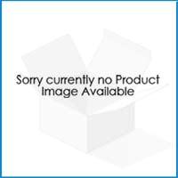 White & Orange Thin Stripe Skinny Tie