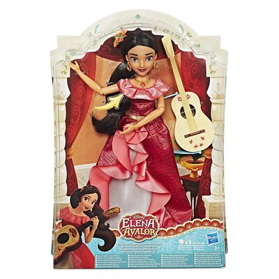 Disney Princess Elena Of Avalor My Time Singing Doll