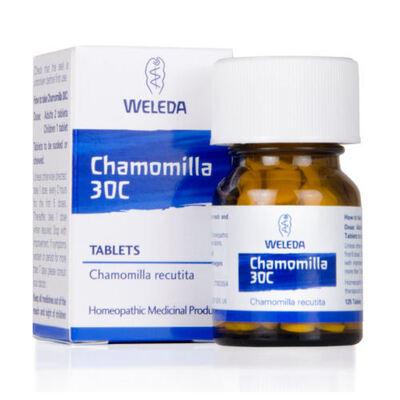 Weleda Chamomilla 30C 125 Tablets