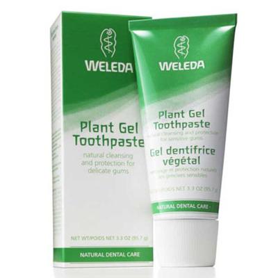 Weleda Plant Gel Toothpaste 75ml
