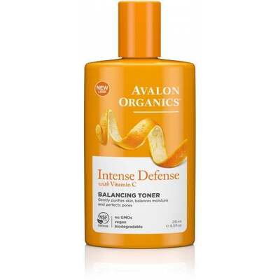 Avalon Organics Intense Defense Vitamin C Balancing Toner 250ml
