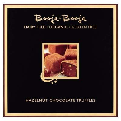 Booja Booja Hazelnut Crunch Chocolate Truffles 104g