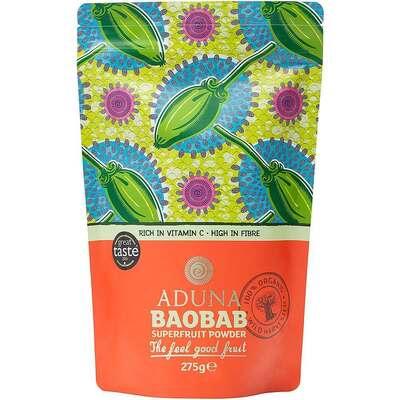 Aduna Baobab Fruit Pulp Powder 275g