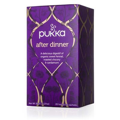 Pukka Organic After Dinner Tea 20 Sachets
