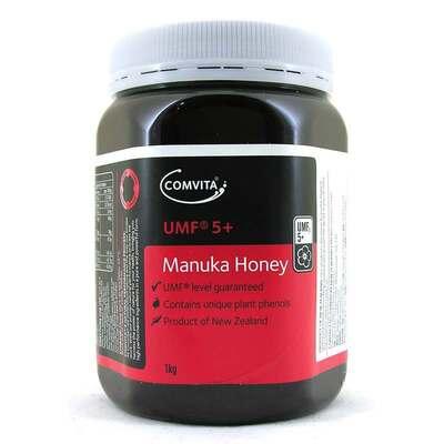 Comvita Manuka Honey Active 5+ 1kg