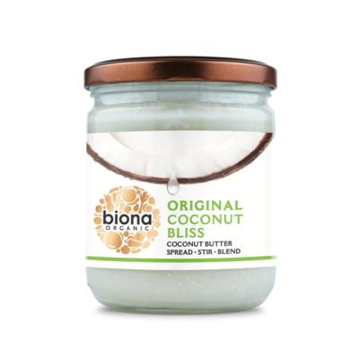 Biona Organic Coconut Bliss Butter 400g