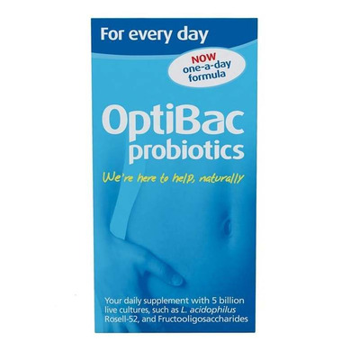 Optibac Probiotic for Every Day 90 Capsules