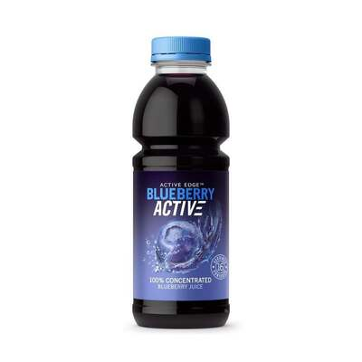 Active Edge BlueberryActive Concentrate Blueberry Juice 473ml
