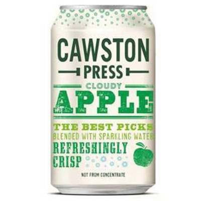 Cawston Press Sparkling Cloudy Apple 330ml