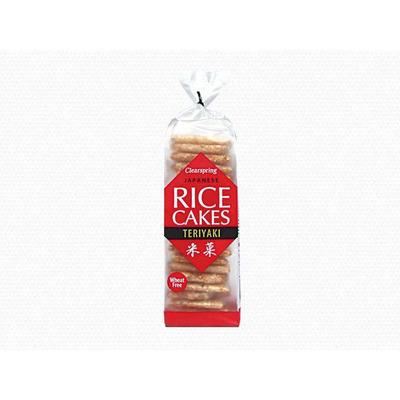 Clearspring Japanese Teriyaki Rice Cakes 150g