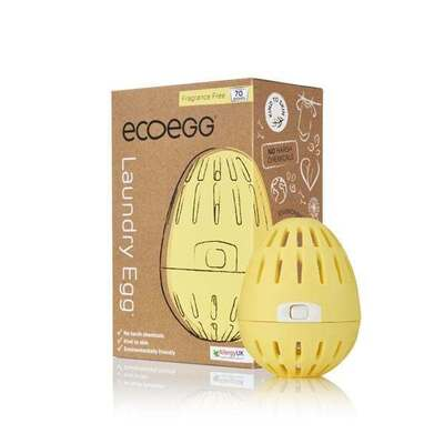 Ecoegg 100% Fragrance Free Laundry Egg 720 Washes
