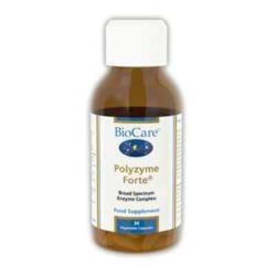 BioCare Polyzyme Forte 30 Capsules