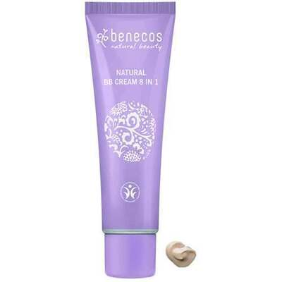 Benecos Natural BB Cream 8 in 1 - Fair 30ml