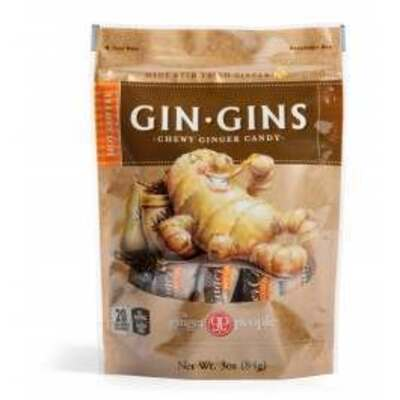 The Ginger People Gin Gins Hot Coffee Ginger Candy 42g