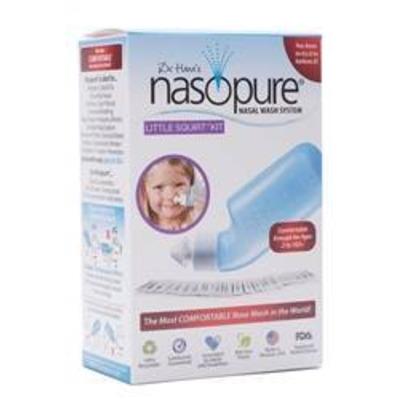 Dr Hana's Nasopure Little Squirt Kit