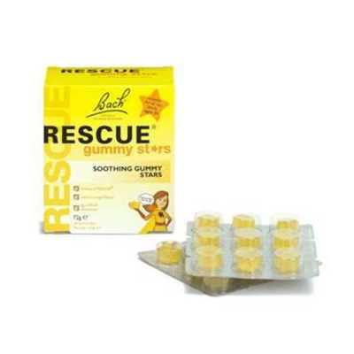 Bach Rescue Soothing Gummy Stars 72g
