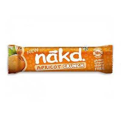 Nakd Apricot Crunch Bar 35g - Pack of 18