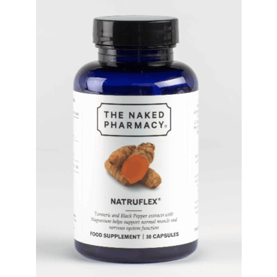 The Naked Pharmacy Natruflex 30 Capsules