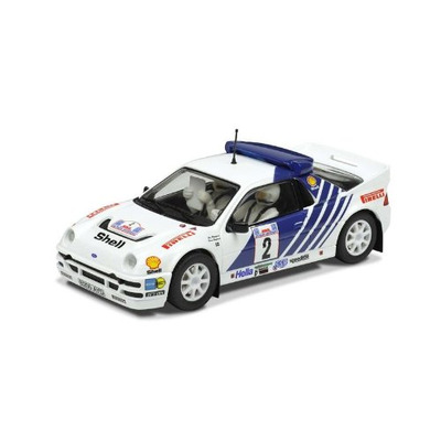 Scalextric 1:32 1980 Group B Rally Legends Limited Edition Slot Car