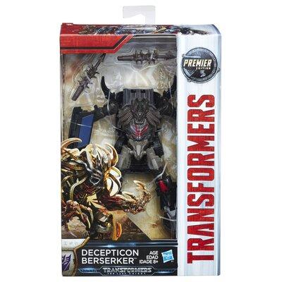 Transformers: The Last Knight Premier Edition Deluxe Class Deception Berserker