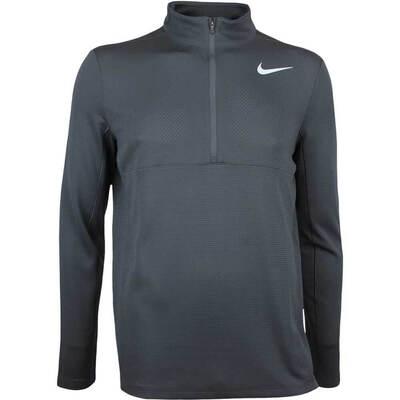 Nike Golf Pullover Aeroreact Half Zip Black AW17