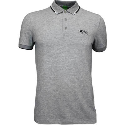 Hugo Boss Golf Shirt Paddy Pro Open Grey FA17