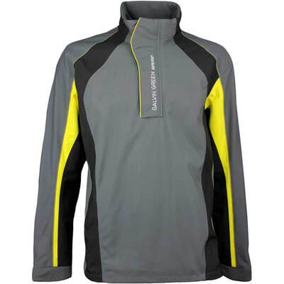 Galvin Green Waterproof Golf Jacket ADDISON Iron Grey AW17