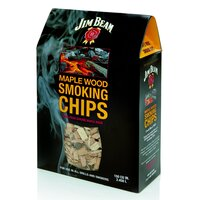 Jim Beam Maple Wood Barbecue Smoking Chips