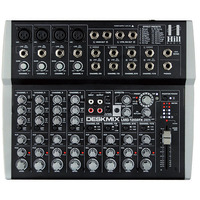 Image of Hill Audio 12 Channel Stage Mixer