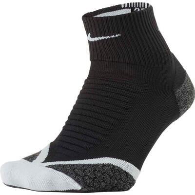 Nike Golf Socks Elite Cushion QTR Black AW17