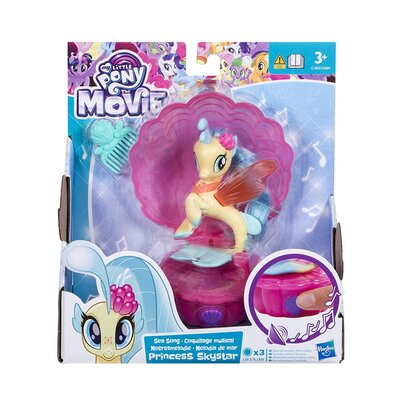 My Little Pony The Movie Princess Skystar Sea Song Figure