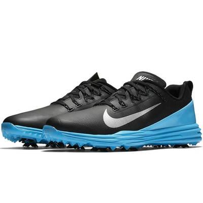 Nike Golf Shoes Lunar Command 2 Black Blue Fury 2017