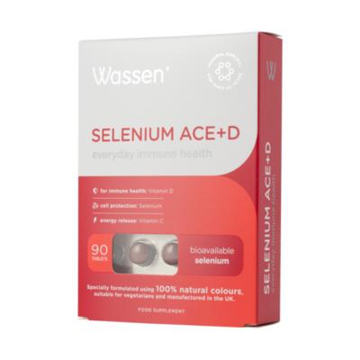 Wassen Selenium-ACE +D 90 Tablets
