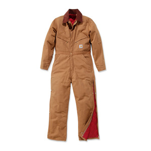 Carhartt X01 Quilt Lined Duck Coverall