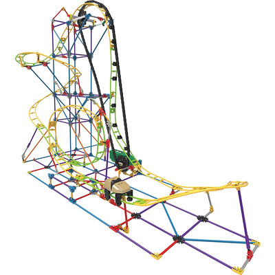 Knex Stem Explorations Roller Coaster Building Set