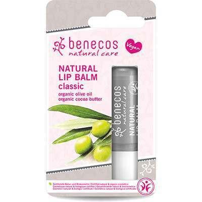 Benecos Lip Balm Classic 4.5g